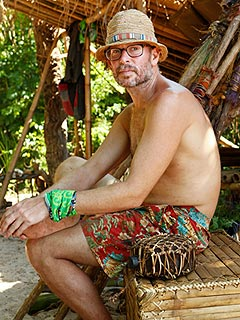 Survivor's Michael Snow: Dawn Is 'Ruthless'