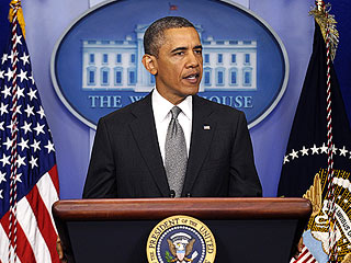 President Obama: Boston Bombings a &#39;Heinous & Cowardly&#39; Terrorist Act