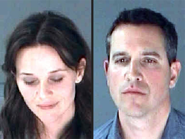 Jim Toth, Reese Witherspoon Arrested, Jailed for DUI and Disorderly Conduct| Crime & Courts, Jim Toth, Reese Witherspoon