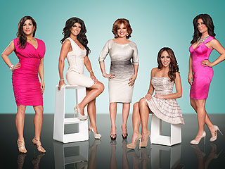 RHONJ's Melissa Gorga: Teresa Goes for the Jugular & More from the Reun