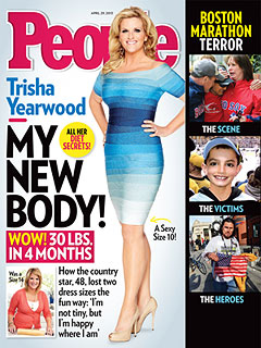 This Week's PEOPLE: Trisha Yearwood's Secrets to Her Slimdown | Trisha Yearwood