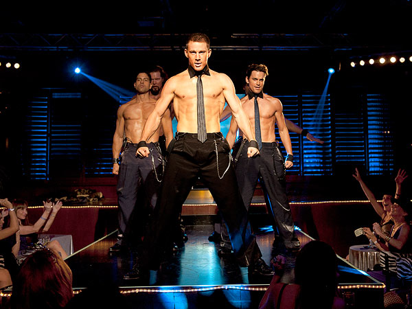 Magic Mike Sequel Is a Go – Check Out Its Cheeky Title | Channing Tatum