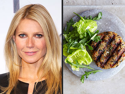 Make Gwyneth Paltrow's Family's Favorite Chicken Burgers | Gwyneth Paltrow