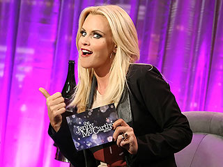 Busy Mom Jenny McCarthy Hopes to Meet a Man at Work