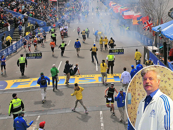 Inside the Medical Tent at the Boston Marathon: A Volunteer's Story