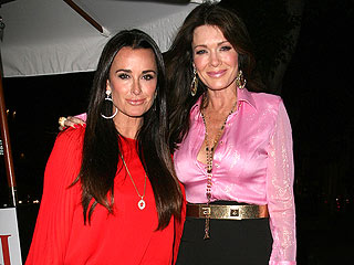 Kyle Richards Is Trying Not to 'Hold a Grudge' Against Lisa Vanderpump | Kyle Richards, Lisa Vanderpump