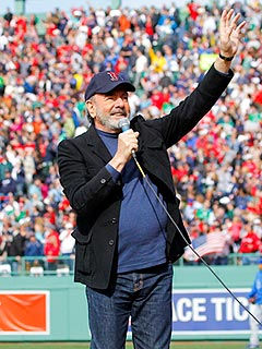 Sweet Caroline! Inside Neil Diamond's Surprise Performance at Fenway
