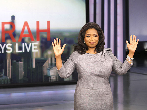 13 GIFS to Celebrate Oprah's Birthday