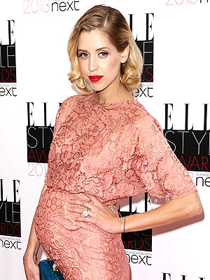 Peaches Geldof Has a Son
