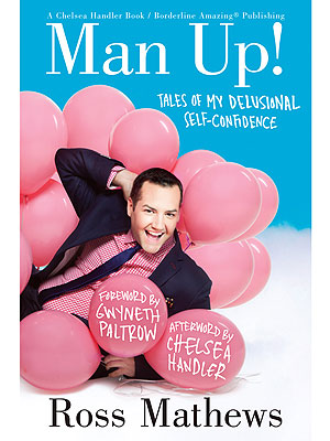 Ross Mathews: I Realized I Was Gay with Barbra Streisand & More From Man Up!| Books, TV News, Barbra Streisand, Britney Spears, Gwyneth Paltrow, Madonna