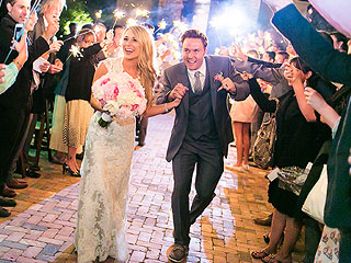 NEW PHOTOS: Scott Porter of Hart of Dixie Marries Kelsey Mayfield