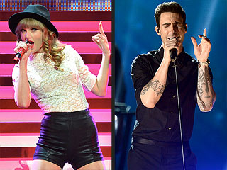 Billboard Music Awards Pit Taylor Swift Against Maroon 5 and Fun