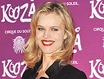 Eva Herzigov Welcomes Son Edward James