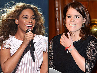 Did Beyonc&#233; Embarrass Princess Eugenie at Her London Concert? | Beyonce Knowles, Princess Eugenie