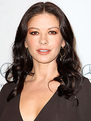 Catherine Zeta-Jones Seeks Catherine Zeta Jones