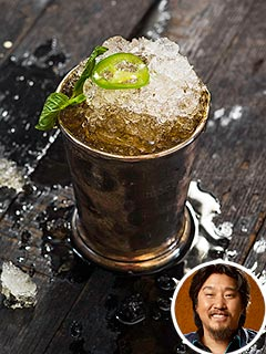 Place Your Bet on This Spicy Mint Julep Recipe for Derby Day!