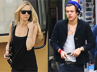 Are Harry Styles and Rod Stewart&#39;s Daughter Dating?