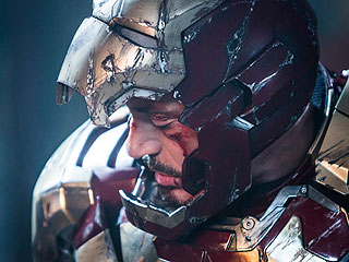 PEOPLE's Critic on Violence in Iron Man 3 & Similarities to Boston Bombing