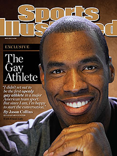 NBA's Jason Collins Is First Active Pro-Athlete to Come Out