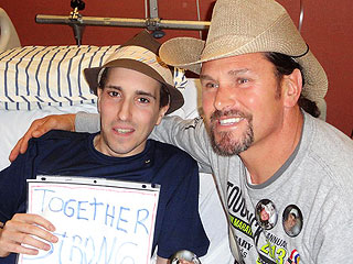 Jeff Bauman & Carlos Arredondo: Helping Each Other Heal After Boston Bombings