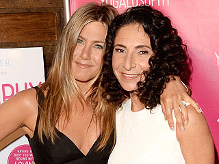 Jennifer Aniston & Mandy Ingber Were 'A Lot Rounder' 22 Years Ago | Mandy Ingber, Jennifer Aniston