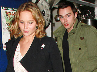 Are Jennifer Lawrence and Nicholas Hoult Back On? | Jennifer Lawrence, Nicholas Hoult