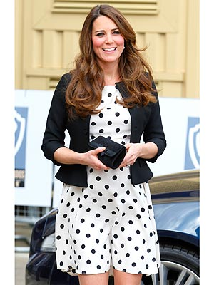 See What Adorable Dress Kate Has Helped Sell Out This Time | Kate Middleton