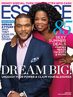Is Tyler Perry the One Person Who Can Say &#39;No&#39; to Oprah? | Oprah Winfrey, Tyler Perry