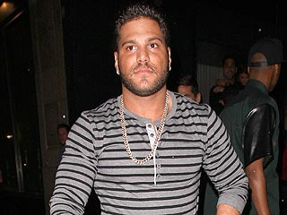 Jersey Shore's Ronnie Hospitalized with Kidney Stones