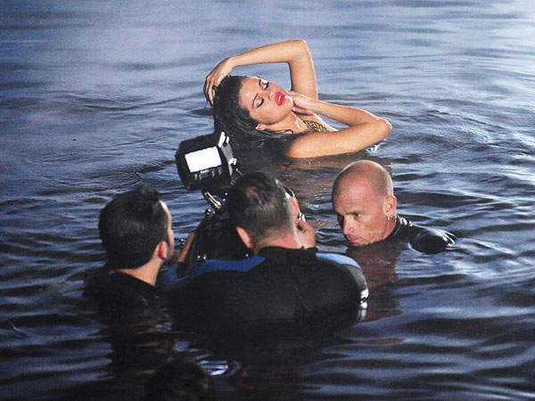 Selena Gomez 'Come & Get It' Video Shoot - Photo