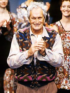 Ottavio Missoni, Patriarch of the Iconic Fashion Brand, Dies at 92