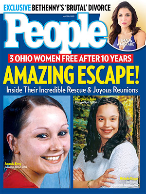 Amanda Berry, Cleveland Kidnapping Victim, Returns Home| Crime & Courts, Kidnapping, True Crime, Amanda Berry, Ariel Castro, Gina DeJesus, Michelle Knight