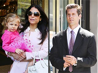Bethenny & Jason Reunite for Bryn's Third Birthday
