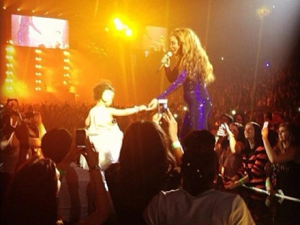 Beyonce: I Would Like More Children So Blue Ivy Can Have Some Company