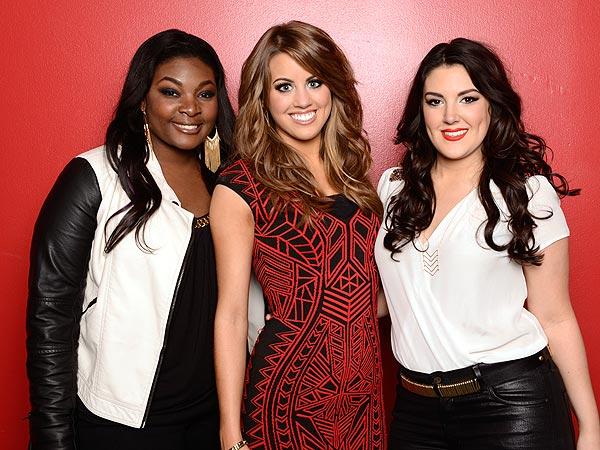 American Idol: Candice Glover, Kree Harrison, Angie Miller Face Last Elimination