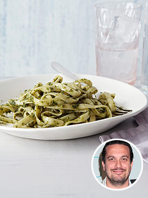 Happy Mother's Day: Make Fabio Viviani's Pesto Pasta for Mom