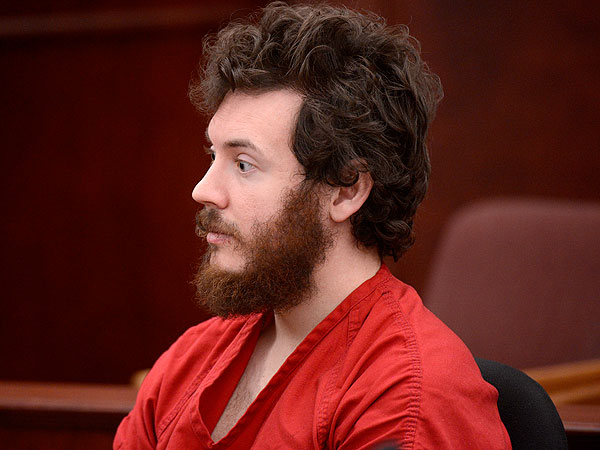James Holmes Asks for Change of Venue in Aurora Shooting Trial