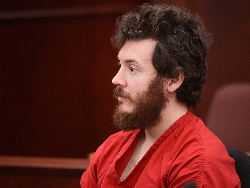 Judge Accepts James Holmes's Plea of Not Guilty by Reason of Insanity