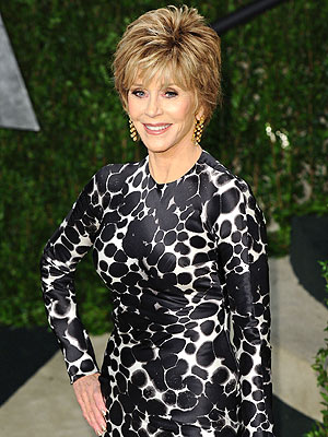 Jane Fonda's Painful Childhood Inspires Her to Help Today's Teens (VIDEO) | Jane Fonda