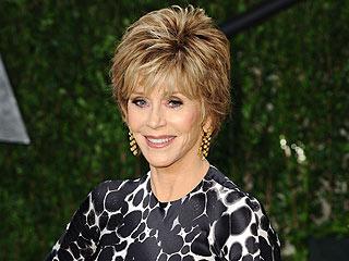 Jane Fonda's Painful Childhood Inspires Her to Help Today's Teens (VIDEO)   Jane Fonda