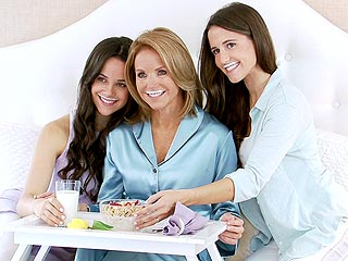 FIRST LOOK: Katie Couric's Gorgeous Daughters Star in New 'Got Milk?' Ad
