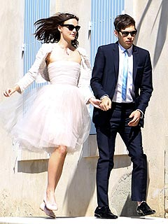 Keira Knightley & James Righton Are Married! | Keira Knightley