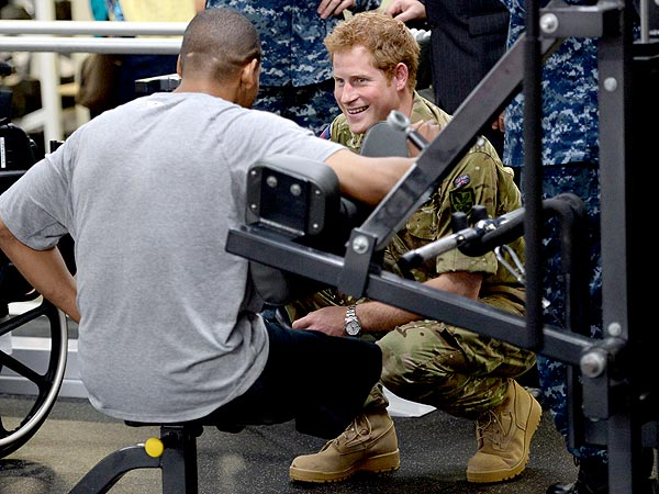 Prince Harry Praises His 'Comrades-in-Arms' During Solemn Visit to Arlington National Cemetery| Good Deeds, The British Royals, The Royals, Prince Harry