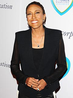 Robin Roberts: 'I Feel 90 Percent of Myself'