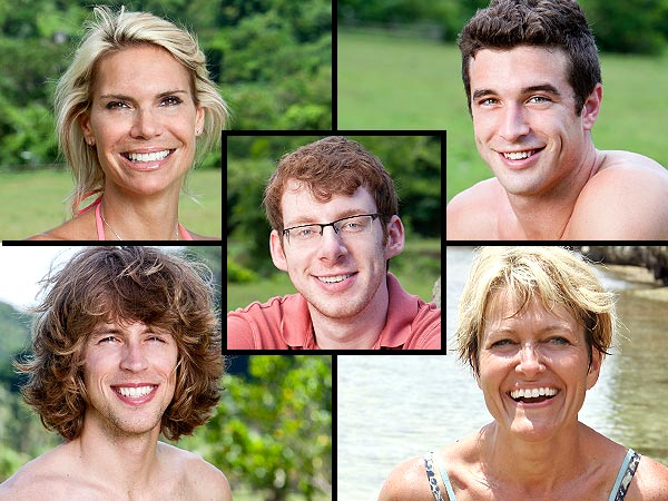 Survivor: Caramoan: Jeff Probst Ranks the Top 5| Survivor, Jeff Probst
