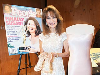 Check Out the 1999 PEOPLE Cover Look Susan Lucci Donated to Smithsonian