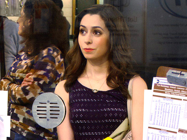 Cristin Milioti 600 How I Met Your Mother Reveals Mother   5 Things to Know About the Actress