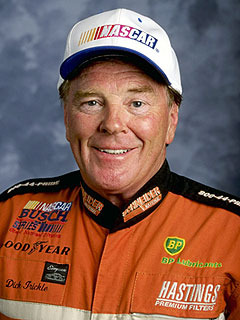 Former NASCAR Driver Dick Trickle Dies of Apparent Suicide