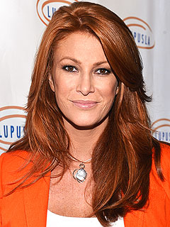Angie Everhart Diagnosed with Thyroid Cancer, Will Undergo Surgery