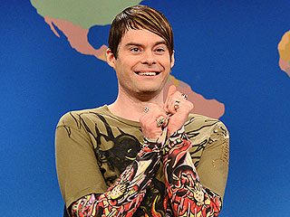 Bill Hader Is Leaving Saturday Night Live